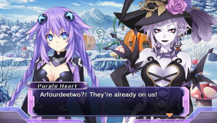 Hyperdimension Neptunia Re;birth1 | R4D2