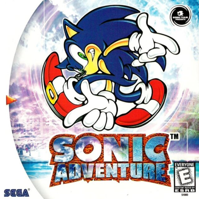 Standard Review: Sonic Adventure (Dreamcast/Gamecube/PC/PS3