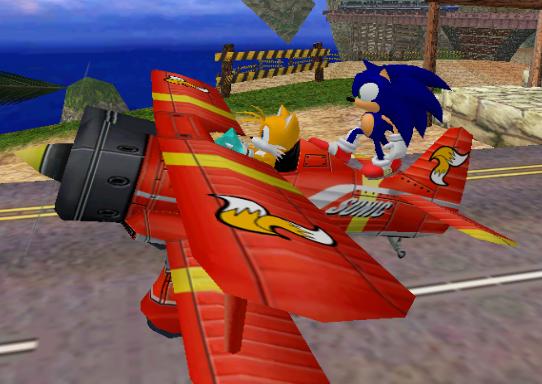 Sonic Adventure | Tornado