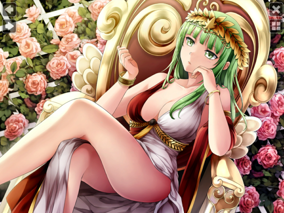 HuniePop | Venus Throne