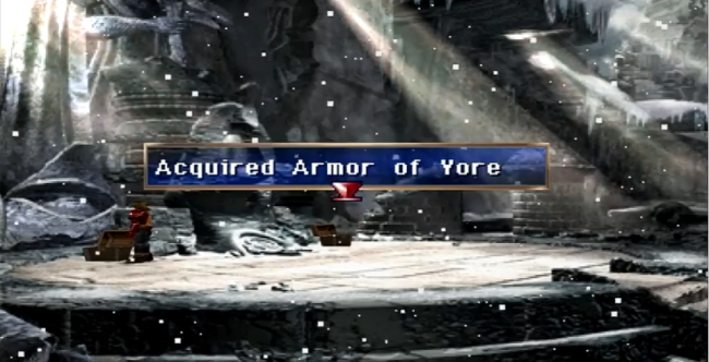 The Legend of Dragoon | Armor of Vore