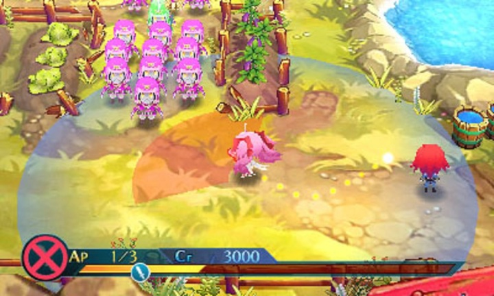 Lord of Magna: Maiden Heaven | Enemy group