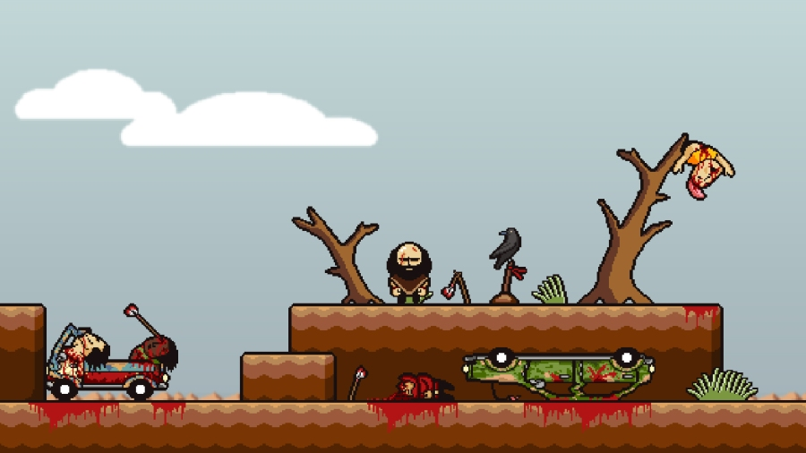 LISA: The Painful | Gore