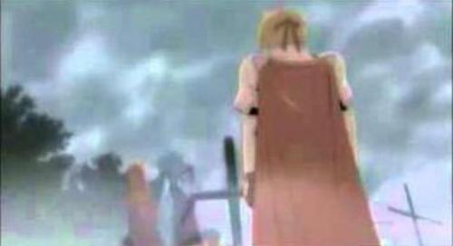 Tales of Phantasia | anime cutscene