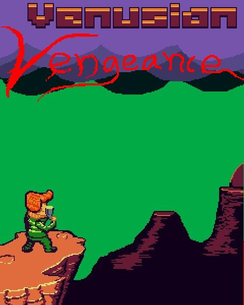 Venusian Vengeance | Logo