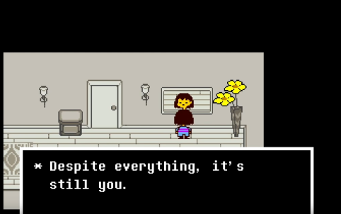 Undertale | Despite everything