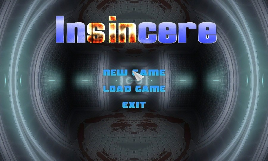 Insincere | Title Screen