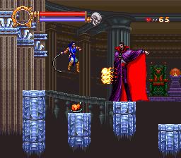 Castlevania: Dracula X | Dracula