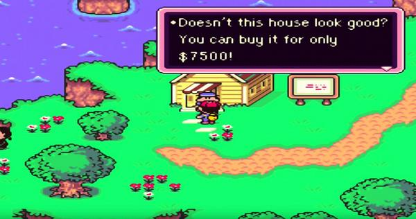 EarthBound | Buying House