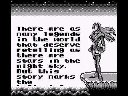 Castlevania Legends | ending