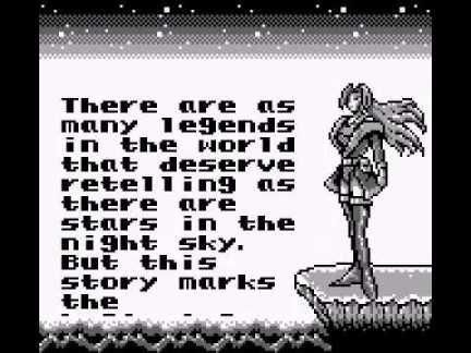 Castlevania Legends | ending