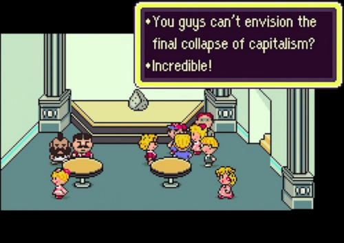 EarthBound | Final Collapse of Capitalism
