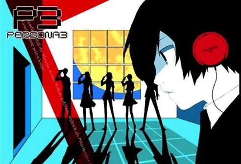 Persona 3 | header