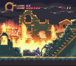 Castlevania: Dracula X | level 1