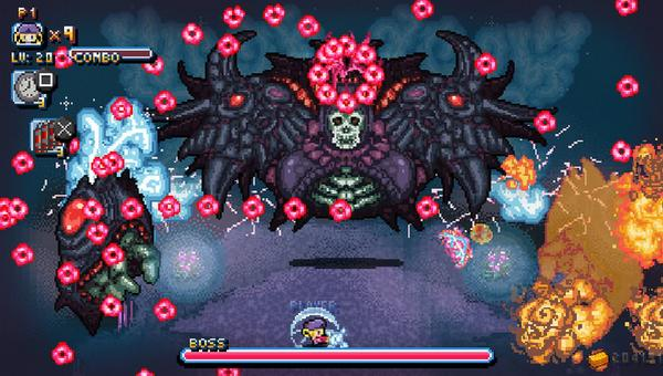 Riddled Corpses EX | Stage 4 Boss