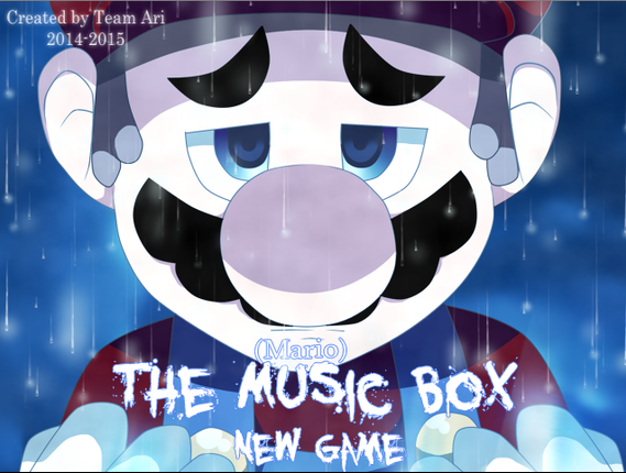 (Mario) - The Music Box | Title Screen