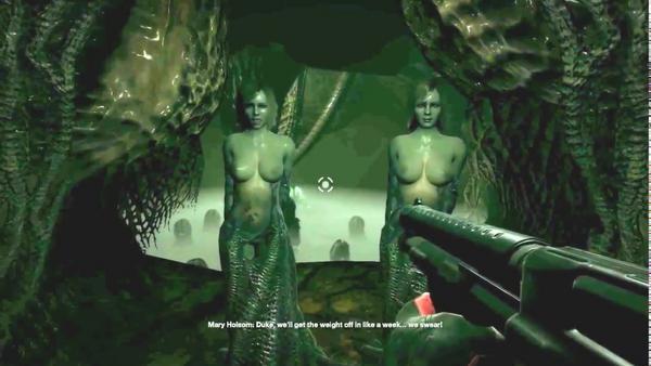 Duke Nukem Forever: Holsom Twins Weight