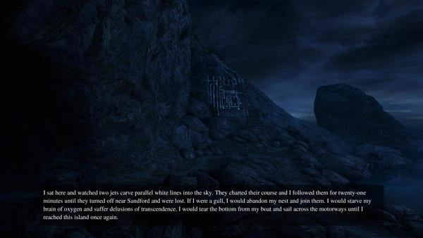 Dear Esther | Narration