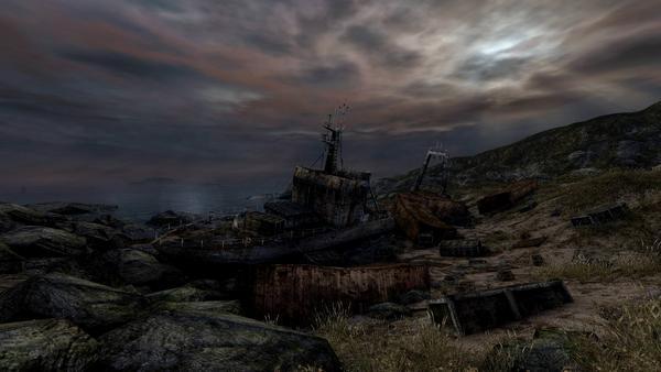 Dear Esther | Shipwreck