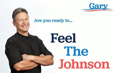 Feel the Johnson