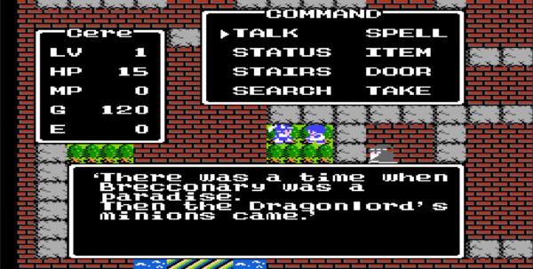 Dragon Quest | Dragon nation