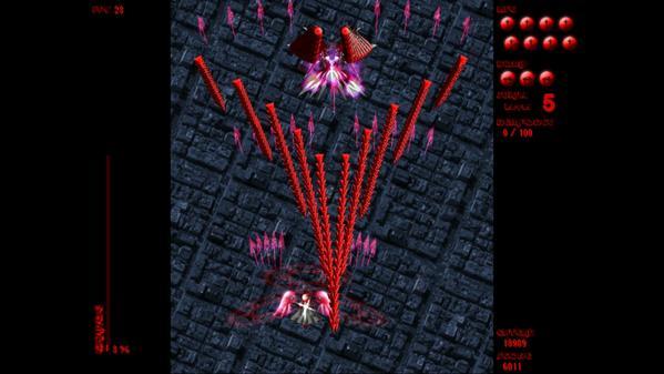 eXceed - Gun Bullet Children | Bullet Hell-ing