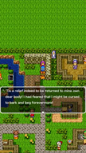 Dragon Quest II   Lucky bitch