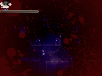 (Mario) The Music Box - Arc   Blood covered screen