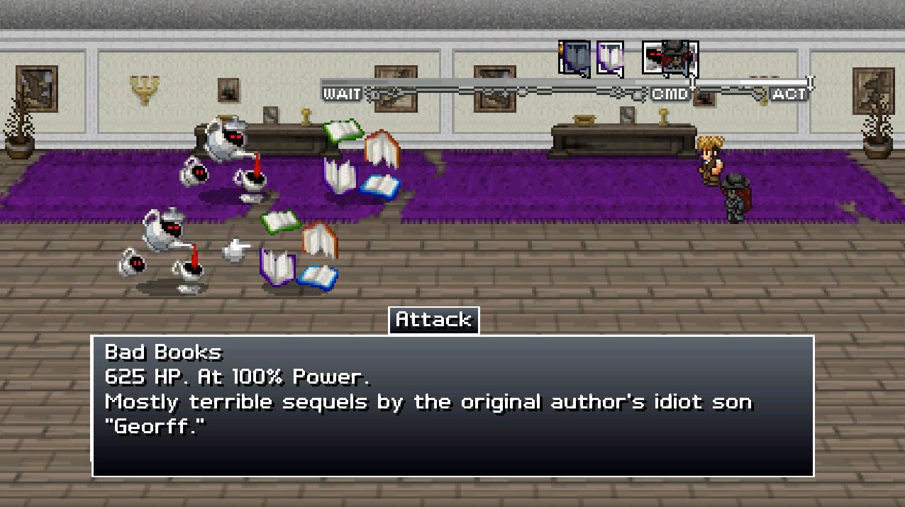 Penny Arcade Adventures: EPisode Three | Bad Books