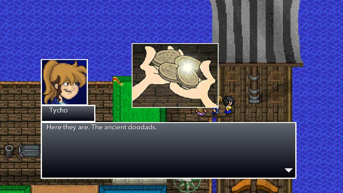 Penny Arcade Adventures: Episode Three | gender flip