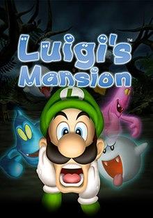Luigi's Mansion | Logo