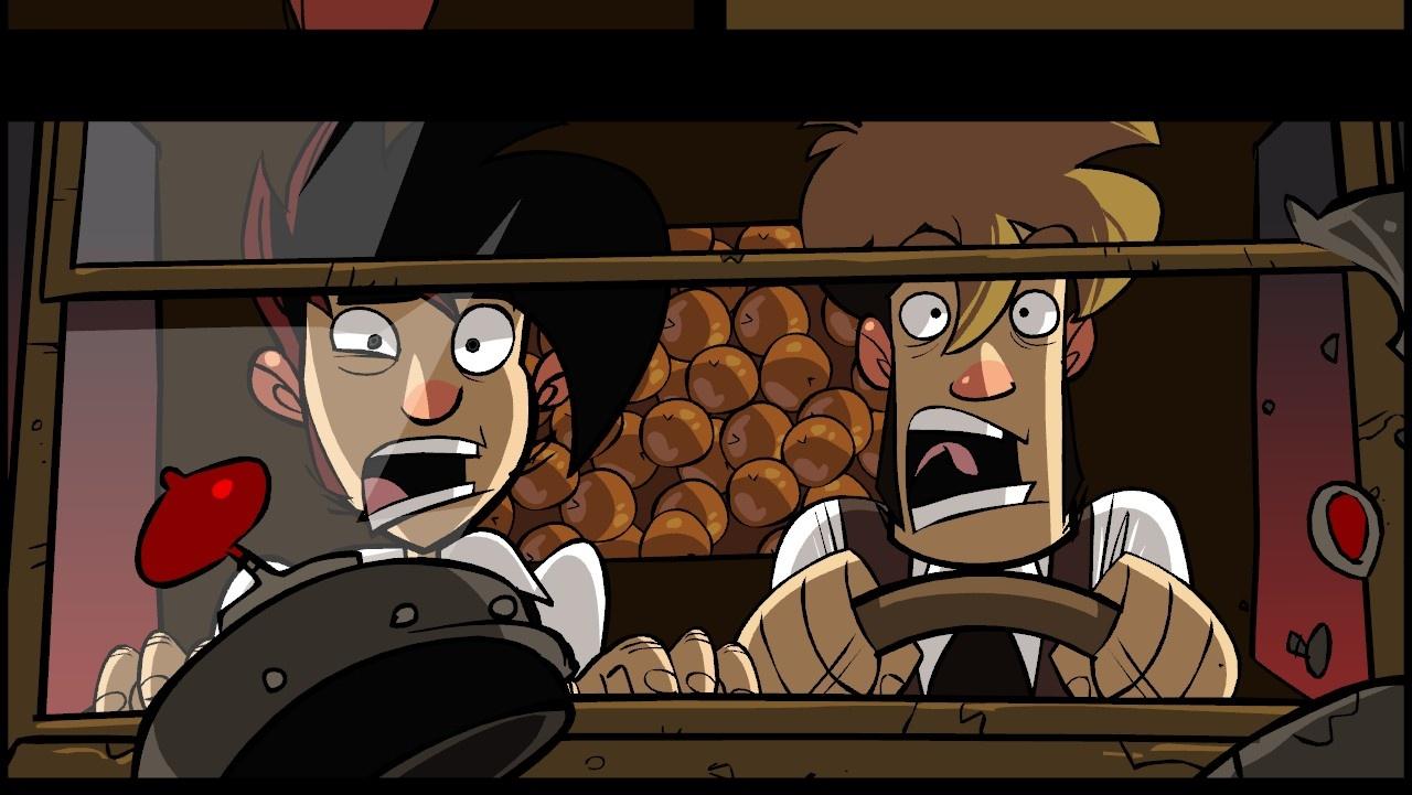 Penny Arcade Adventures: Episode Two   Truck