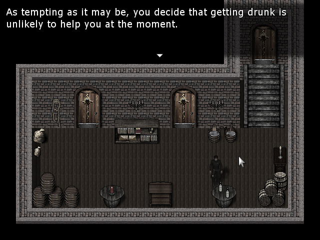 The Deed | Getting Drunk