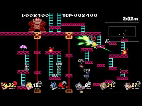 Super Smash Bros. Ultimate   75m