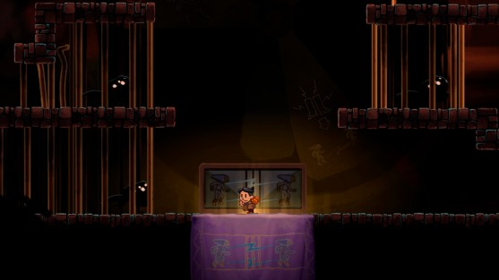 Teslagrad | monsters