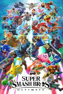 Super Smash bros. Ultimate | Box art