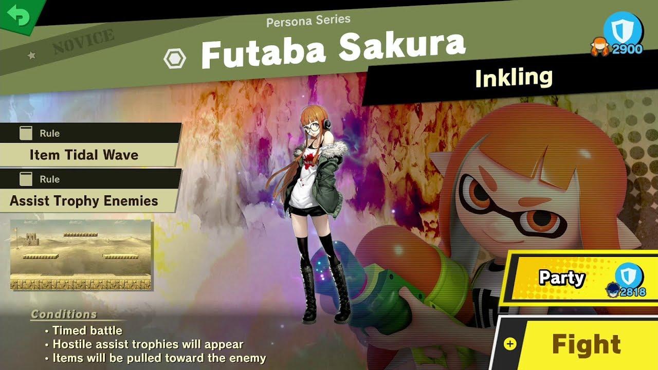Super Smash Bros. Ultimate   Futaba