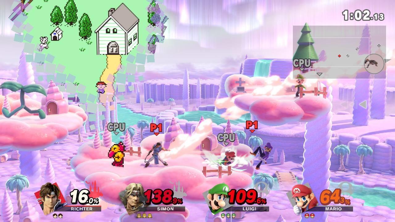 Super Smash Bros. Ultimate   Magicant