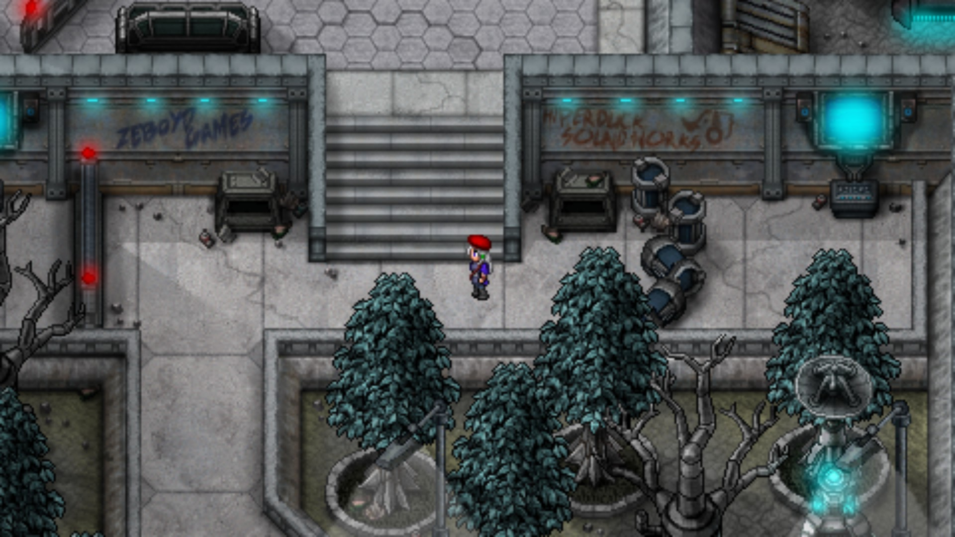 Cosmic Star Heroine | Graffiti