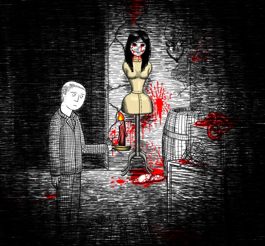 Neverending Nightmares | Gore