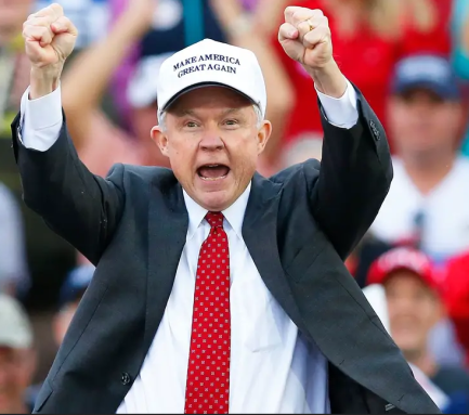 Jeff Sessions MAGA