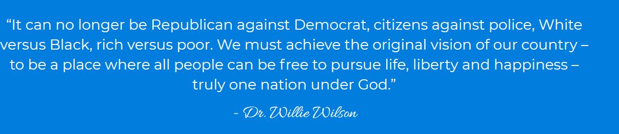 Willie Wilson Quote