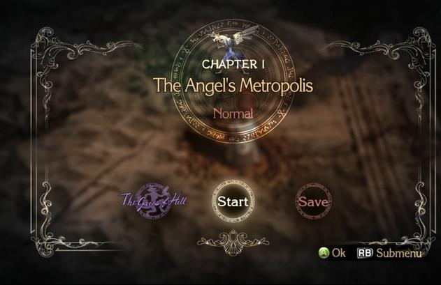 Bayonetta | Angel's Metropolis