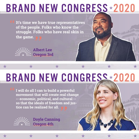Albert Lee & Doyle Canning | Brand New Congress