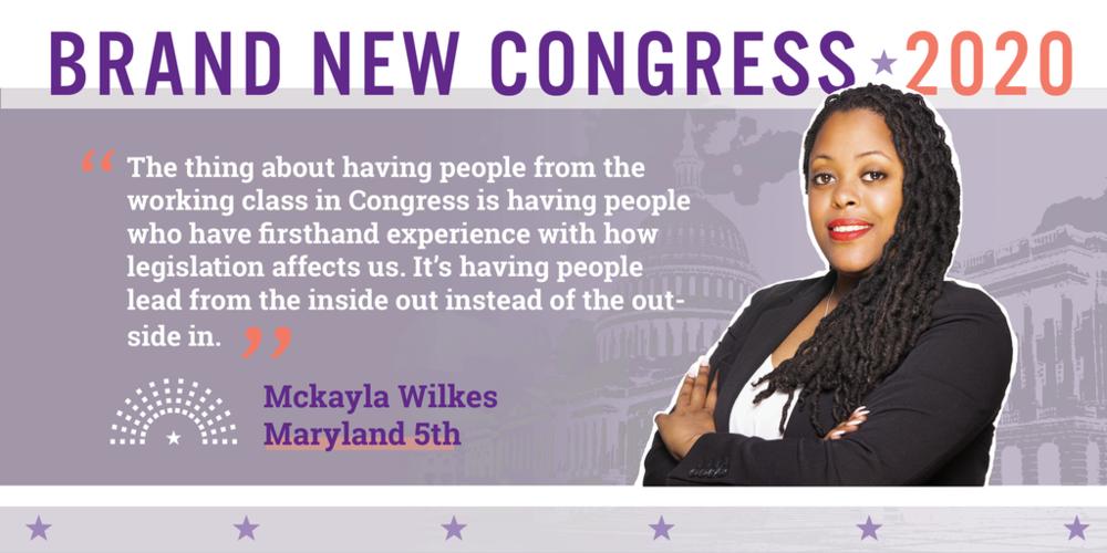 Mckayla Wilkes | Brand New Congress