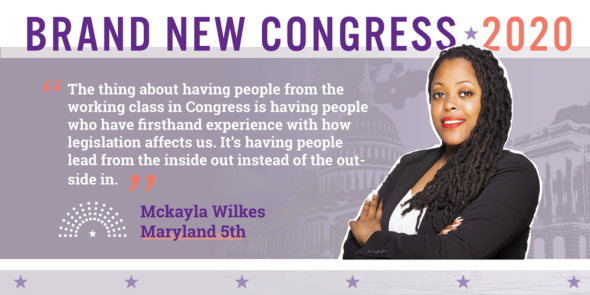 Mckayla Wilkes | Brand New Congress
