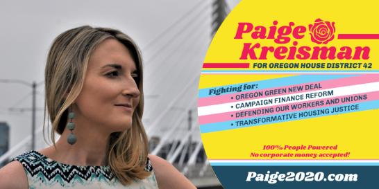 Paige Kreisman
