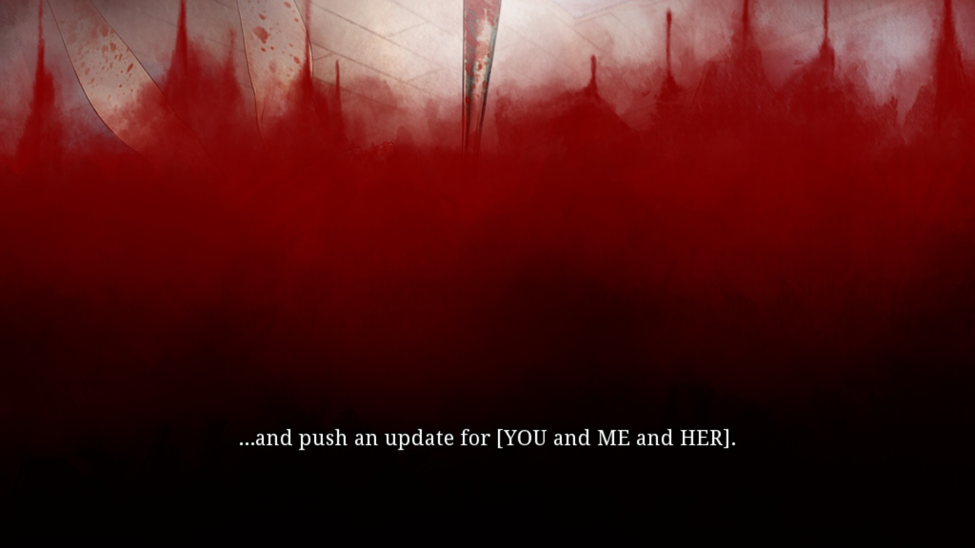 YOU and ME and HER | update