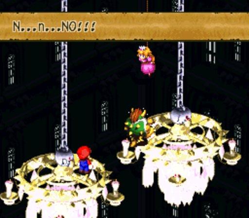 Super Mario RPG   Bowser Fight