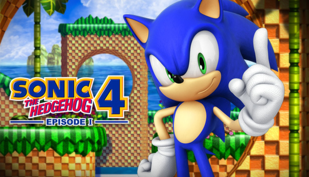 Sonic the Hedgehog 4 Episode 1 | Logo